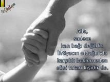 Aile, kan bağı değildir