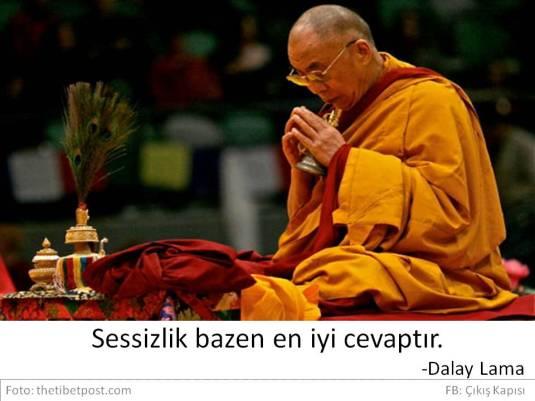 Sessizlik_DalayLama