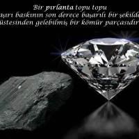 Kömürden Pırlantaya...