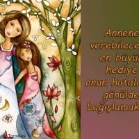 Anneni Gönülden Bağışla