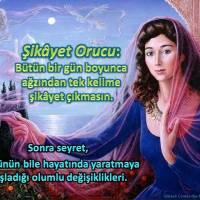 Şikâyet Orucu